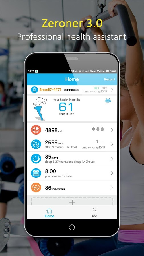 Zeroner Health 3.2.3.8 3.2.3 APK Download  Android Health amp; Fitness
