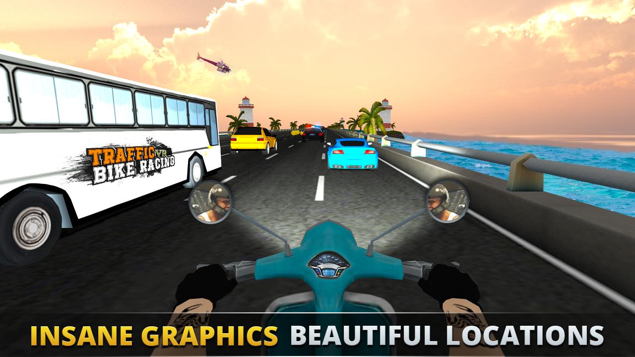 VR Ultimate Traffic Bike Racer 3D 1 1 2 APK Download
