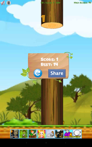 Bird Adventure Pro 1.0.3 screenshot 3