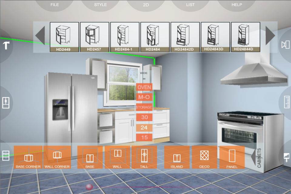 Eurostyle Kitchen D Design Apk