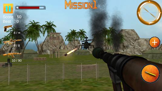 Frontline Commando Sniper Fury 1.4 screenshot 3