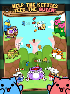 Kitty Cat Clicker - Hungry Cat Feeding Game 1.1.3 screenshot 11