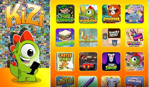 Kizi - Cool Fun Games 2.2.8 screenshot 1