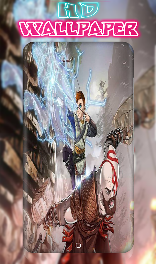 Ps God Of War Kratos Wallpapers Hd 10 Apk Download
