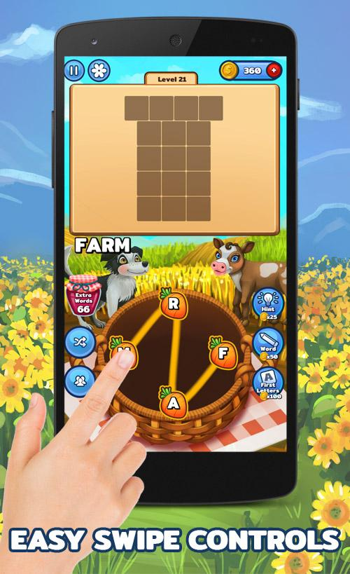 Word Farm - Free Word Link & Connect Game 1 92 APK Download