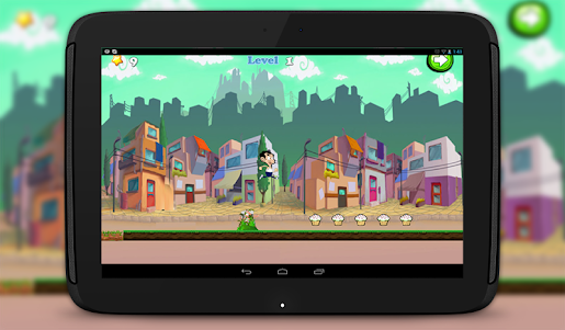 The run of Mr-bean 1.0 screenshot 4