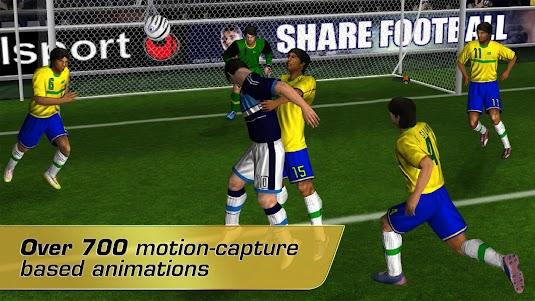 Real Football 2012 1.6.1d screenshot 9