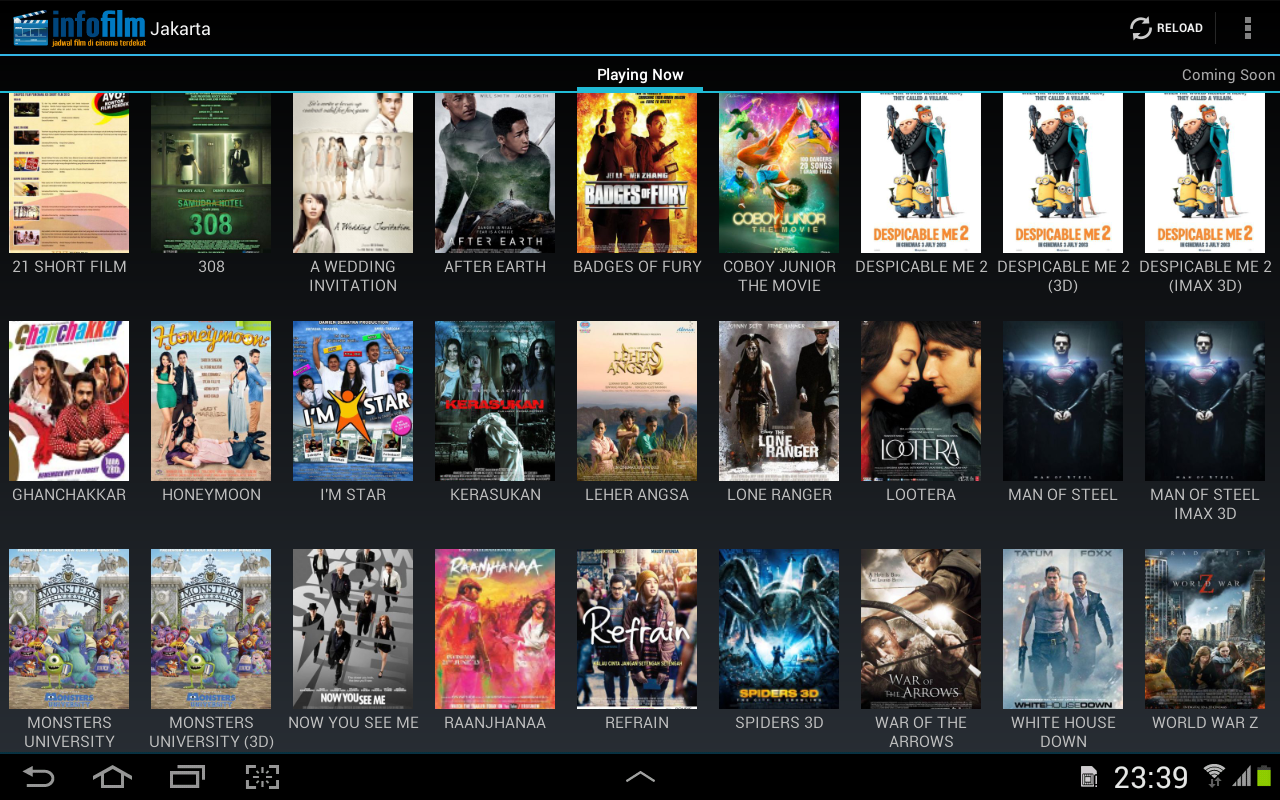 Info film jadwal cinema 21 301 apk download android info film jadwal cinema 21 301 screenshot 8 stopboris Image collections