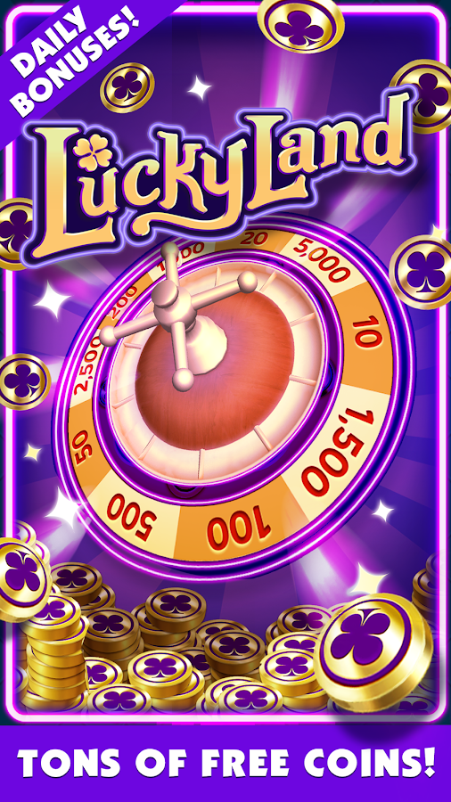 Download Luckyland Free Slot Games 1 4 10 14 Apk Android