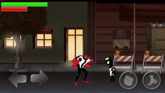 Alien Ben Blitzwolfer Lycan 1.1 screenshot 4
