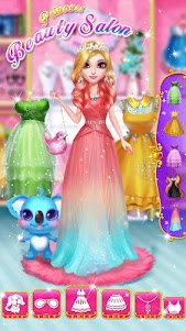 Princess Beauty Salon - Birthday Party Makeup 2.2.3189 screenshot 15