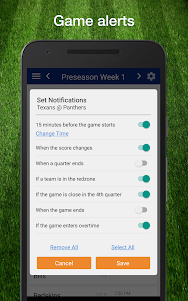 49ers Football: Live Scores, Stats, Plays, & Games 7.8.9 screenshot 21