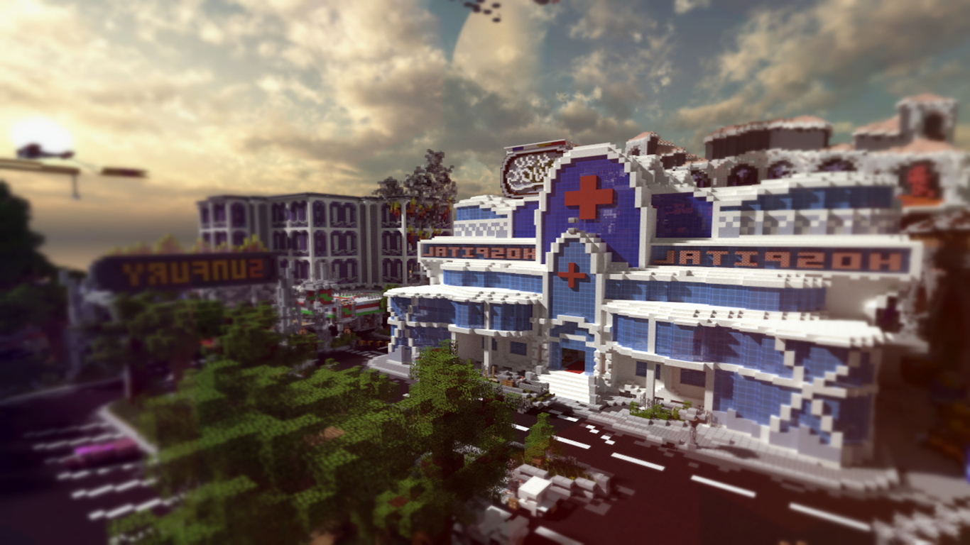 minecraft city mod