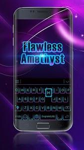 Black Neon 3D Keyboard Theme 72.0 screenshot 1
