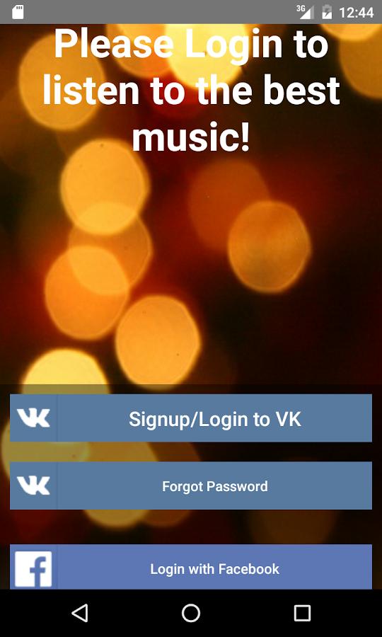 free download music paradise apk