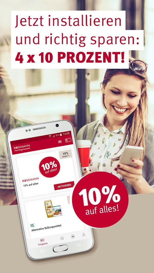 f9a33189252eed Rossmann - Coupons   Angebote 2.8 APK Download - Android Lifestyle Apps