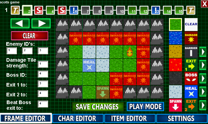 8-Bit RPG Creator 1 53 APK Download - Android Role Playing Games