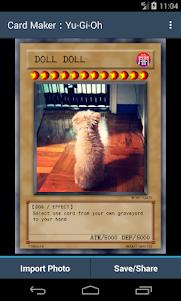 Card Maker︰Yu-Gi-Oh 3.2.3 screenshot 2