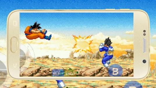 War For Super Goku Boy 1.0.2 screenshot 2