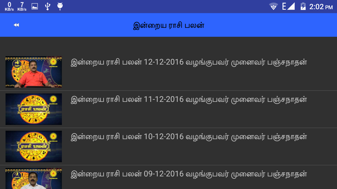 Rasi Palan Tamil Astrology 1 1 APK Download - Android Lifestyle Apps
