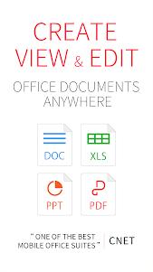WPS Office - Word, Docs, PDF, Note, Slide & Sheet 11.3 screenshot 1