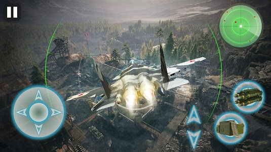Air Combat 3D:Thunder War 1.1.1 screenshot 1