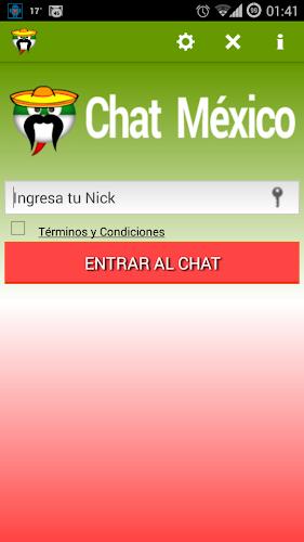 mexico chat Chat de méxico únete a la sala de chat de méxico y conoce amigos de tu ciudad o de este país entra y diviértete chateando con cámara.