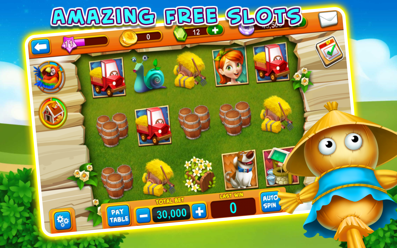 Slots deluxe coin farm
