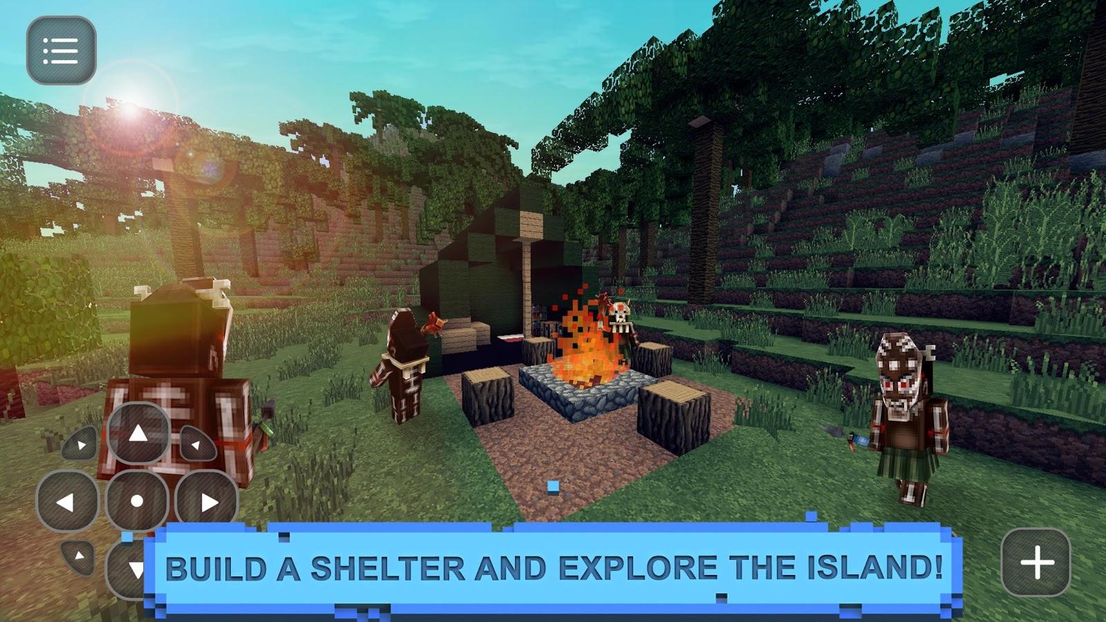 Survival island build craft 15 apk download android adventure games survival island build craft 15 screenshot 8 malvernweather Choice Image