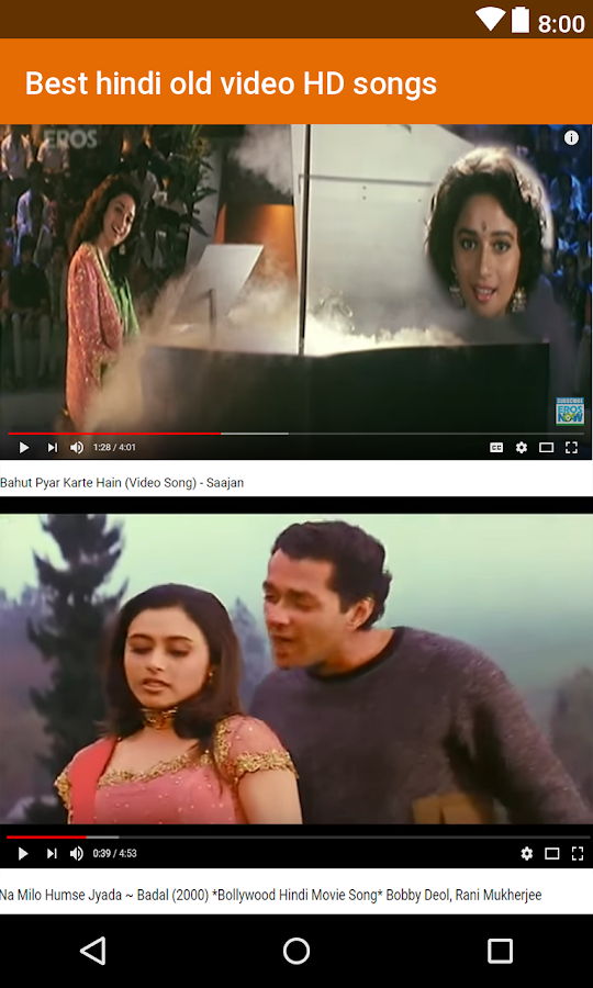 download old hindi movie songs collections