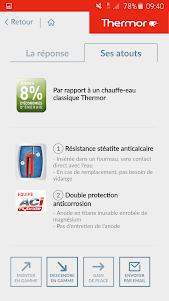 Chauffe Eau 3.0.1 screenshot 4