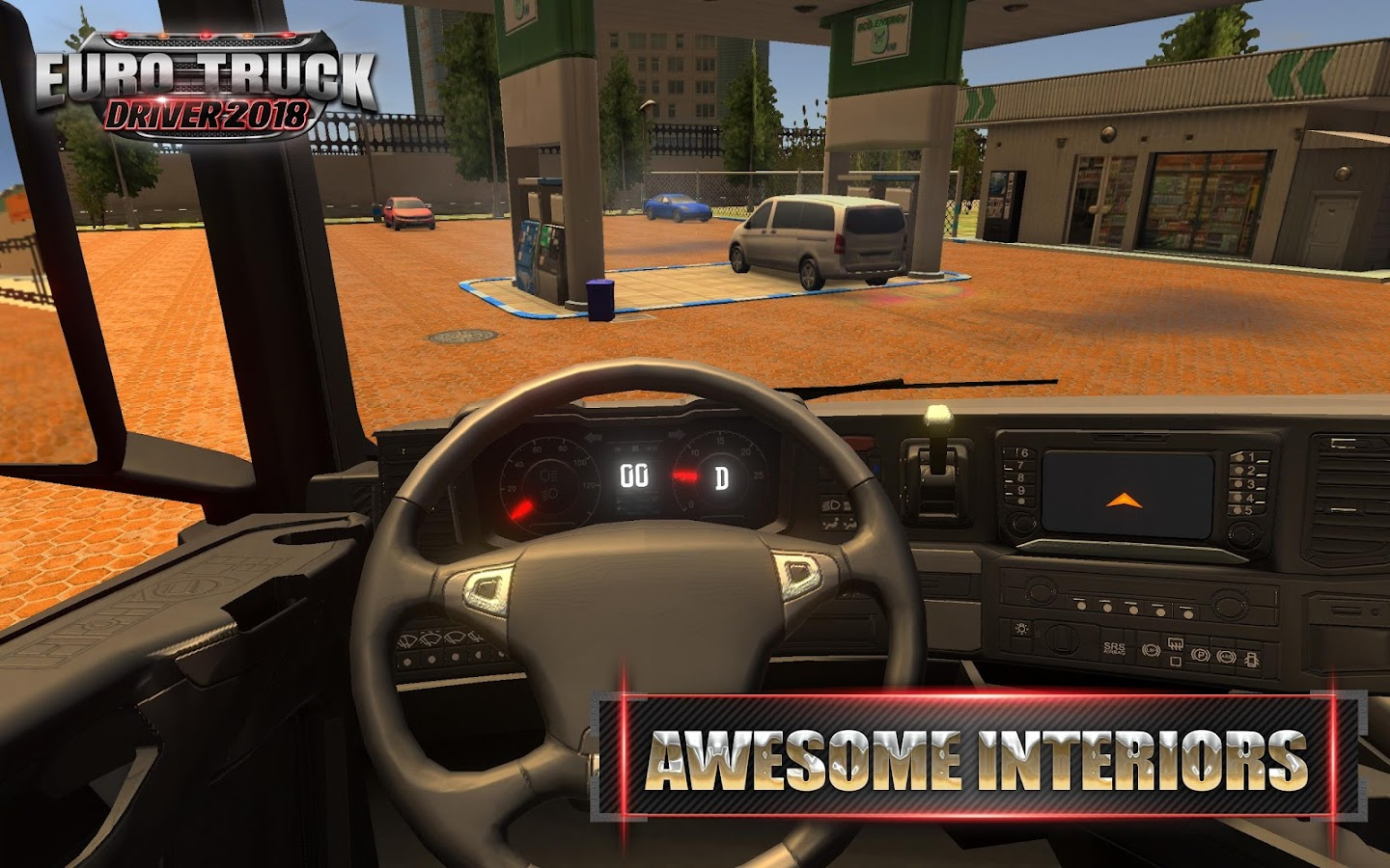 Euro Truck Driver 2018 2 12 Apk Obb Data File Download Android