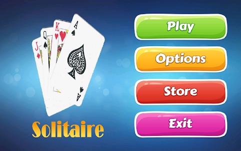 Solitaire Classic 2.2.1.1 screenshot 2