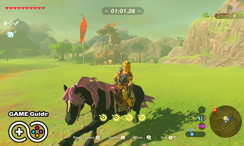 Guide The Legend of Zelda: Breath of the Wild 2 APK Download