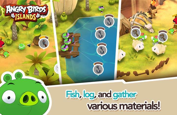 Angry Birds Islands 1 0 29 APK Download - Android Simulation