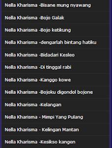 Nella Kharisma - Jaran rocking mp3 1.0 screenshot 9