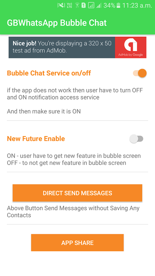 🆕 GBWhatsapp Bubbles Chat 3 0 APK Download - Android Tools Apps