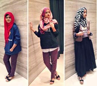 Hijab Fashion Style Ideas 1.0 screenshot 2