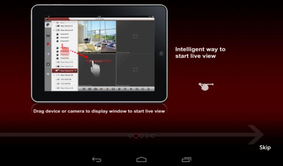 دانلود NVMS7000 HD 3 4 1 APK - برنامه های تصویری