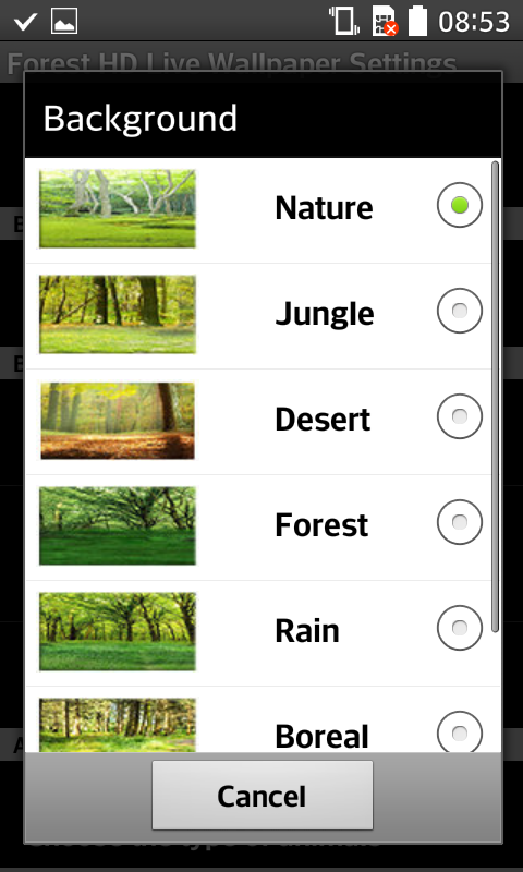 Forest Hd Live Wallpaper 106 Apk Download Android Entertainment Apps