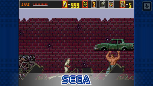 The Revenge of Shinobi Classic 1.1.1 screenshot 4