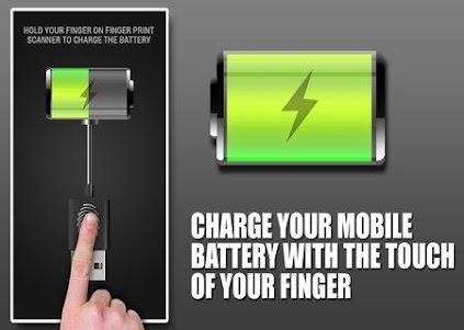 Solar Mobile Charger Prank 9.0 screenshot 2