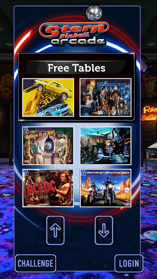 pinball arcade all tables unlocked
