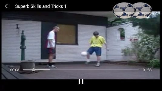 Super Football (Soccer) Tricks 2.0 screenshot 3