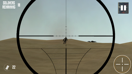 American Sniper Shooter - HERO 1.2 screenshot 13