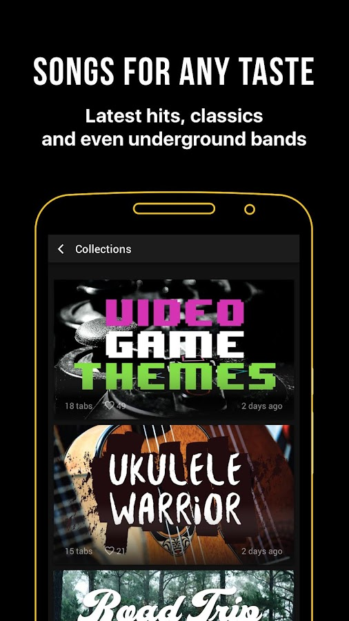 Ultimate Guitar: Chords & Tabs 4.11.1 APK Download - Android Music ...