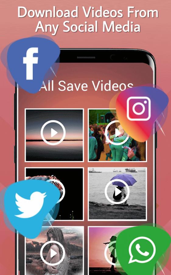 Video Downloader - Free Video Downloader app 1 7 APK