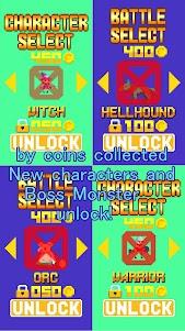 AttackGoblin2  - Casual Clicker Action Game - 1.2 screenshot 3