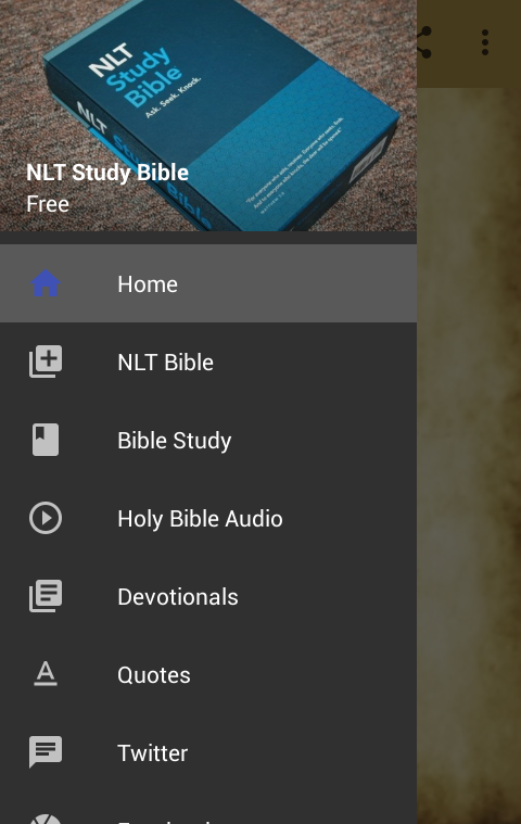 NLT Study Bible Free 1 0 APK Download - Android Books & Reference Apps