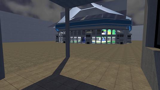 BASQUETE BASKETBALL VR FREE 1.0 screenshot 5